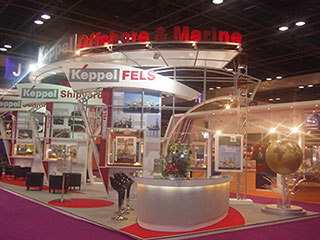 Exhibition Booths & Events