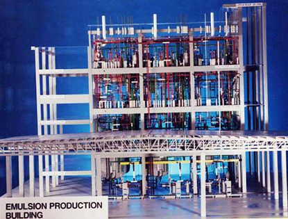 Production Layout Model